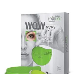 HYALUAL WOW Eyes Mask Маска для глаз Гиалуаль