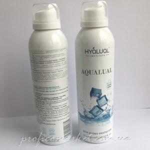 Aqualual-2шт Спрей для лица с гиалуроновой кислотой Аквалуаль