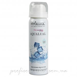 HYALUAL Гиалуаль Aqualual Спрей на основе талой воды Аквалуаль 50 мл