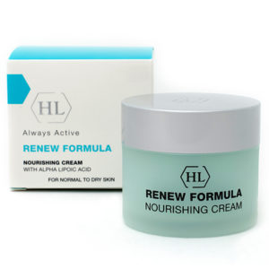 RENEW Formula Nourishing Cream Питательный крем Holy Land