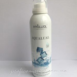 Aqualual Тонизирующий спрей для лица с гиалуроновой кислотой Аквалуаль