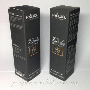 Спрей для лица-2 шт. ANTI-AGE Hyalual Daily Delux