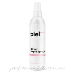 Спрей для лица с гиалуроновой кислотой Piel Cosmetics Silver Aqua Spray Сухая чувствительная кожа, Пьель косметикс, 250мл