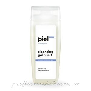 Piel cosmetics Youth Defense Gel Face and Eye Makeup Remover Гель для снятия макияжа
