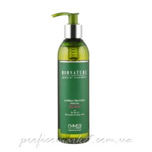 Шампунь для повреждённых волос с маслом чайного дерева Emmebi Italia BioNatural Mineral Treatment Treated Hair Shampoo