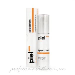 Солнцезащитный крем для лица Piel cosmetics Youth Defense Spectrum Cream SPF50