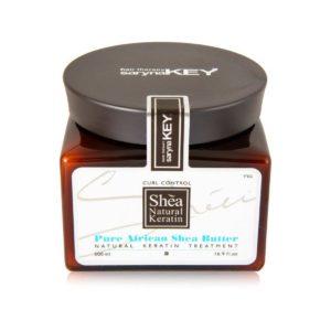 Восстанавливающее масло-крем(маска) для волнистых волос Saryna Key CurlControl Pure African Shea Butter