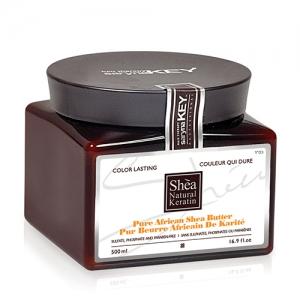 Восстанавливающее масло-крем (маска) для окрашенных волос Saryna Key Color Lasting Pure African Shea Butter