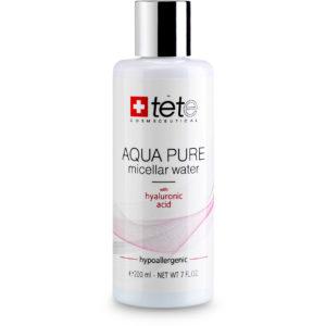 TETe Cosmeceutical Мицеллярная вода с гиалуроновой кислотой