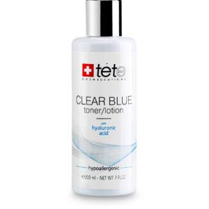 TETe Cosmeceutical  Тоник/лосьон с гиалуроновой кислотой /CLEAR BLUE Toner/Lotion/200 мл