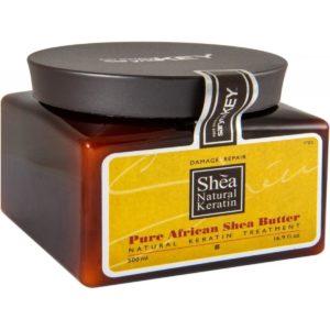 Восстанавливающее масло-крем для поврежденных волос Saryna Key Damage Repair Pure African Shea Butter