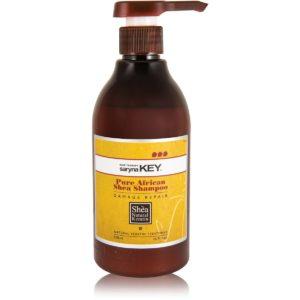 Восстанавливающий шампунь Saryna Key Damage Repair Pure African Shea Shampoo