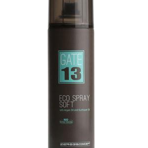 Эко Лак легкой фиксации GATE 13 Eco Spray Soft 300 мл Emmebi