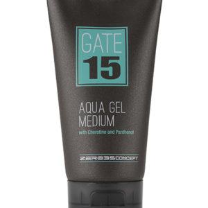 Аква гель средней фиксации GATE 15 Aqua Gel Medium Эммеби Emmebi