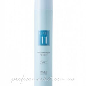 Сухой лак средней фиксации  Emmebi GATE11 Ocean Hair Spray Medium 100 мл