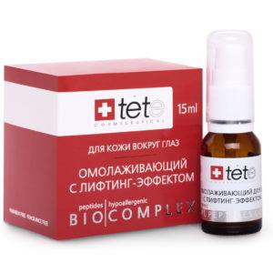 Омолаживающий комплекс для век с лифтинг-эффектом TETe Cosmeceutical