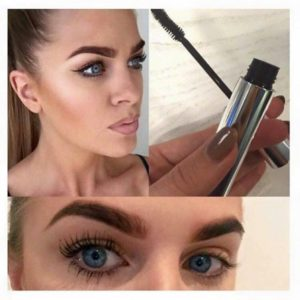 Тушь для ресниц Nu Colour curling mascara black