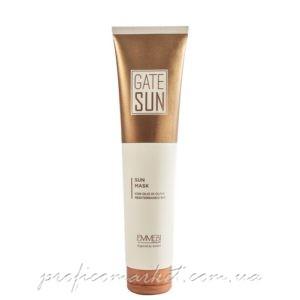Восстанавливающая маска для волос «защита от солнца», Gate Sun Emmebi