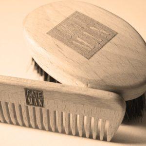 Щетка для бороды и усов GATE MAN Emmebi