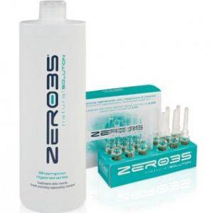 Шампунь против выпадения волос, регенерирующий Emmebi Natural solution regeneration shampoo