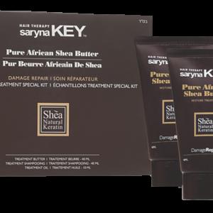 Дорожный набор для волос Saryna Key Сарина Кей Набор Damage Repair