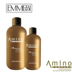 Восстанавливающий шампунь Amino Complex Emmebi Repulping shampoo