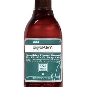 Нейтрализующий пигмент шампунь (Серебряный) Saryna Key Unique Pro Neutralizing Pigment Shampoo