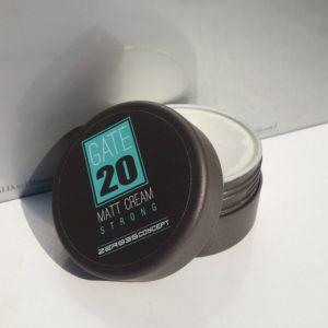 Матовый крем сильной фиксации GATE 20 Matt Cream Strong, Эммеби, Emmebi