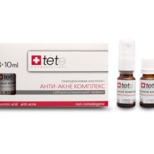 Гиалуроновая кислота + Анти-акне комплекс Tete Cosmeceutical