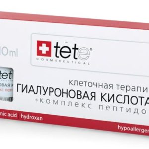 Гиалуроновая кислота с комплексом пептидов Hyaluronic Acid & Peptides TETe Cosmeceutical