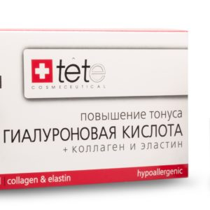 Гиалуроновая кислота + Коллаген и эластин (Hyaluronic Acid + Collagen and Elastin) Tete