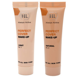 Тональный крем PERFECT COVER MAKE-UP тон 2 Holy Land Cosmetics