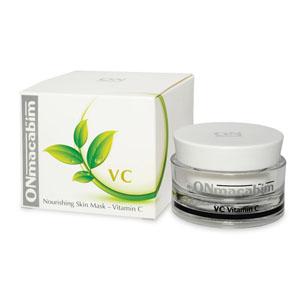 Питательная маска с витамином С Onmacabim VC Nourishing Skin Mask Vitamin C