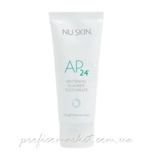 Отбеливающая фтористая зубная паста Ну скин AP-24 Whitening Fluoride Toothpaste Nu Skin, США