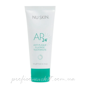 Фтористая зубная паста против налета AP-24 Anti-Plaque Fluoride Toothpaste Nu Skin США
