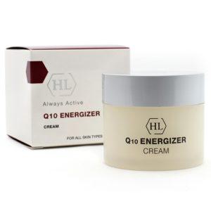 Q10 ENERGIZER Cream Holy Land Смягчающий увлажняющий крем Холи Ленд