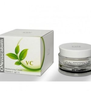 Увлажняющий крем с витамином С Onmacabim VC Moisturizing Cream Vitamin C SPF15