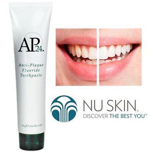 Фтористая зубная паста против налета AP-24® Anti-Plaque Fluoride Toothpaste Nu Skin, США