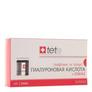 Гиалуроновая кислота + ДМАЭ / Hyaluronic Acid + DMAE, Tete Cosmeceutical