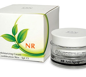 NR Line Moisturizing Cream Combination Skin SPF15 Увлажняющий крем для комбинированной кожи Onmacabim