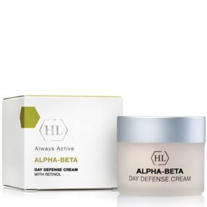 Дневной защитный крем с СПФ-30 HOLY LAND ALPHA-BETA & RETINOL Day Defense Cream SPF 30