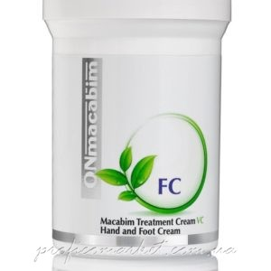 Лечебный крем для рук и ног Макабим VC Macabim Treatment Cream Onmacabim