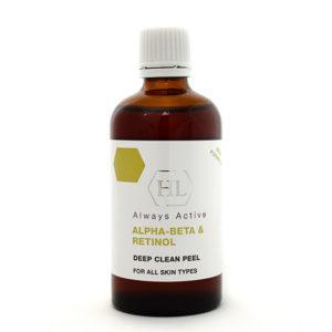 ALPHA-BETA DEEP CLEAN PEEL Комбинированный химический пилинг Холи Ленд