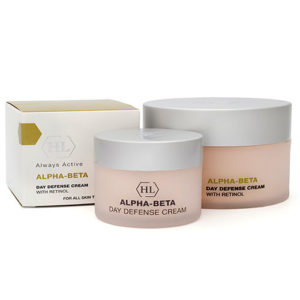 HOLY LAND ALPHA-BETA & RETINOL Day Defense Cream SPF 30 Дневной защитный крем с СПФ-30
