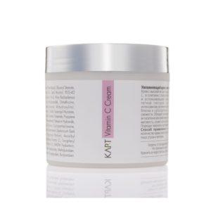 KART Natural Medicare Vitamin C Cream Увлажняющий томатный крем с витамином С