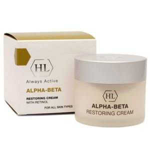 ALPHA-BETA & RETINOL Restoring Cream Восстанавливающий крем Холи Ленд