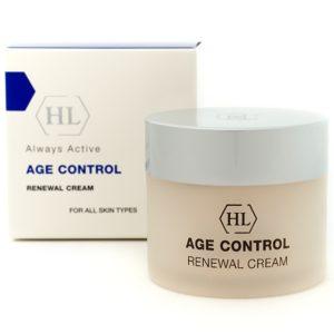 AGE CONTROL Renewal Cream Обновляющий крем Холи Ленд
