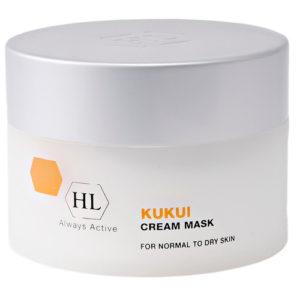 Крем- маска для сухой кожи KUKUI Cream Mask for Dry Skin  Holy Land