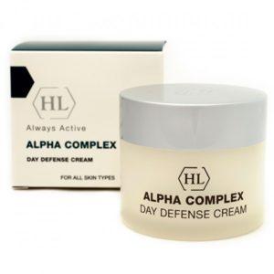 ALPHA COMPLEX Day Defense Cream SPF 15 Дневной защитный крем Холи Ленд