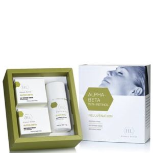 ALPHA-BETA & RETINOL Rejuvenation Set Набор Холи Ленд
